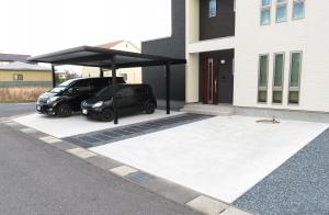 使いやすい駐車場