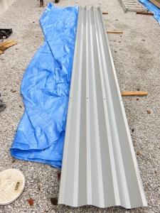 ガルバリウム 屋根板
