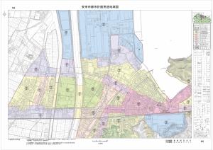 土地計画図