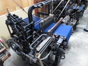 自動はた織り機