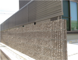境界ブロック&フェンス