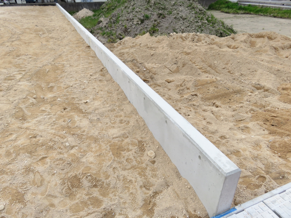 現場施工 コンクリート製 擁壁