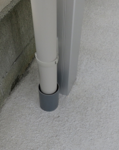 雨水 排水処理