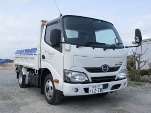 新しい作業用トラック