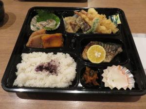 研修後の昼食
