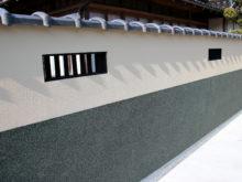 木製 風窓 塗装
