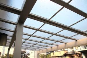 屋根を支える梁 エフルージュツイン