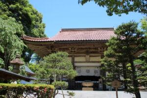 仏殿の外観